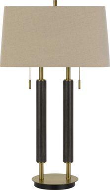 Futrelle Brass Lamp