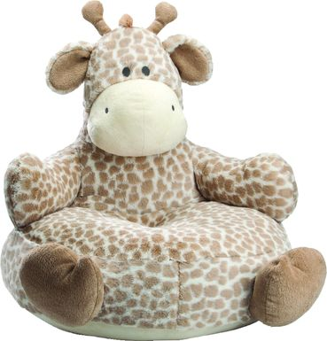 Gabby Giraffe Tan Toddler Chair