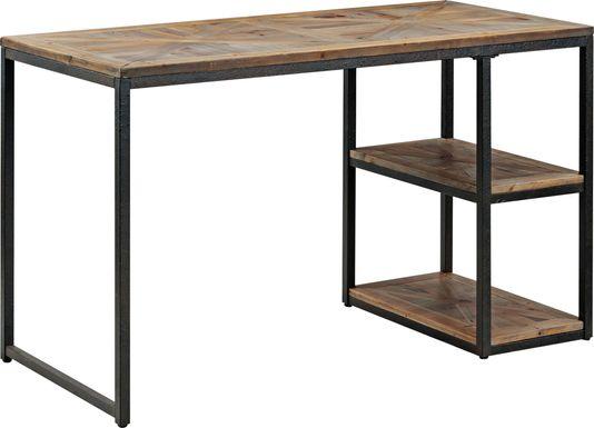 Gaffney Black Desk