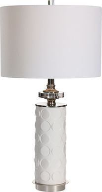 Galleria Way White Lamp