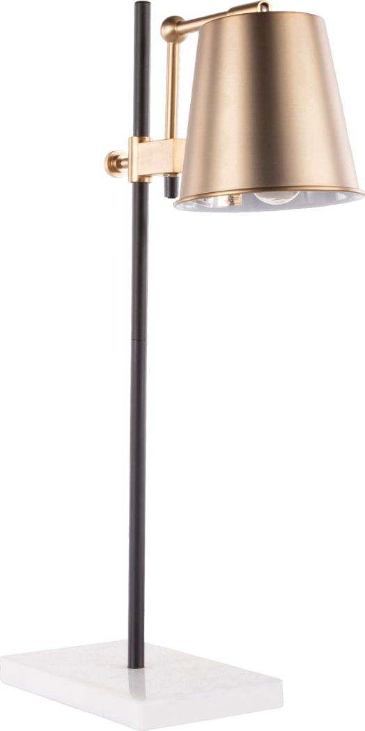 Gallieni Brass Lamp