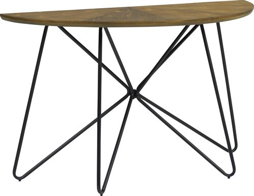 Galvin Brown Sofa Table