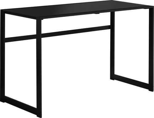 Ganymede Black Desk