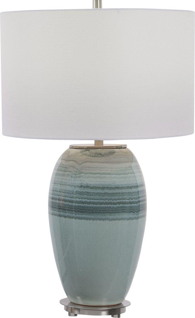 Garden Cove Aqua Lamp