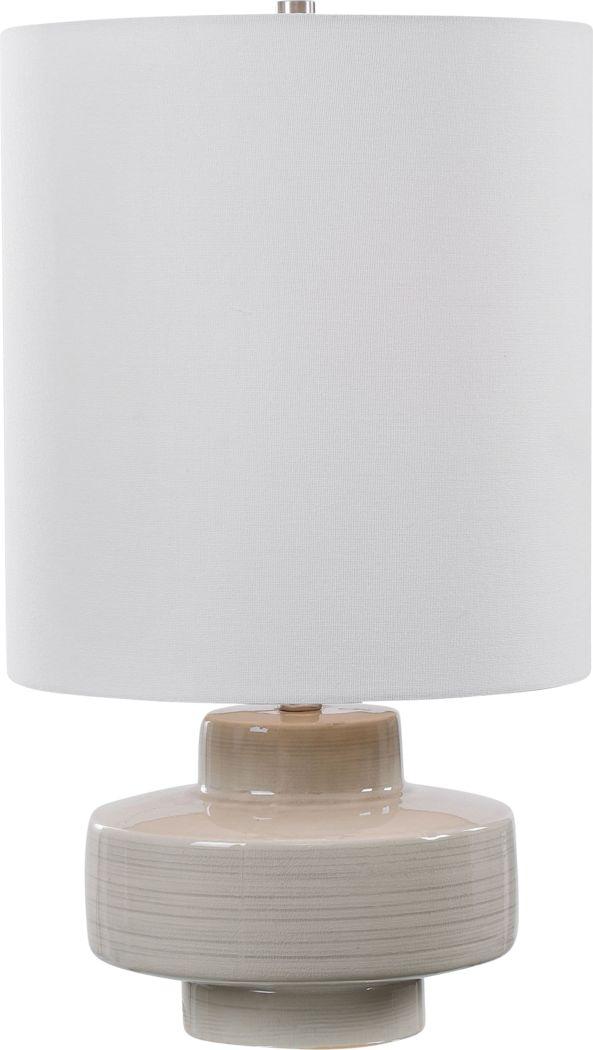 Garden Park Gray Lamp