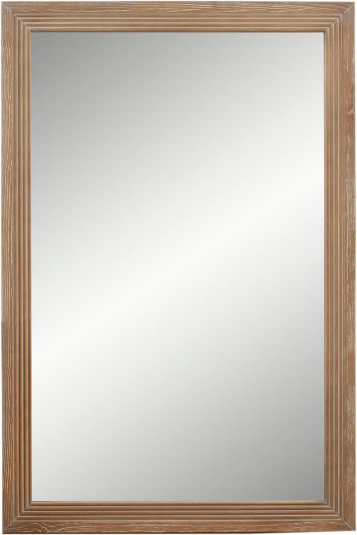 Gardenia Pecan Mirror Rooms To Go