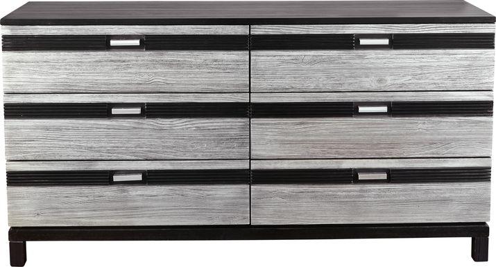 Gardenia Silver Dresser