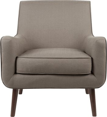 Gardere Gray Accent Chair