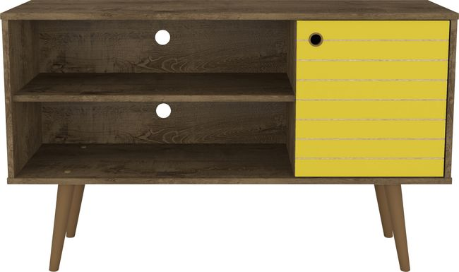 Garrion Yellow 42 In. Console