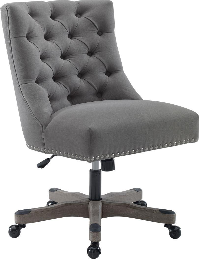 Gartland Dark Gray Office Chair