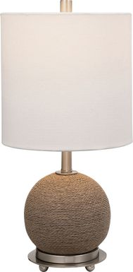Gelding Lane Tan Lamp