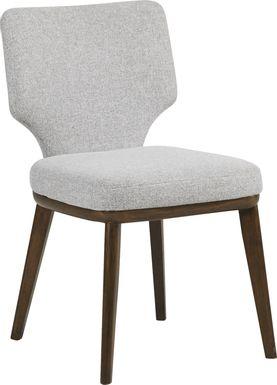 Genaro Gray Side Chair