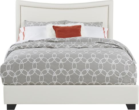 Genoa Ivory 3 Pc King Bed