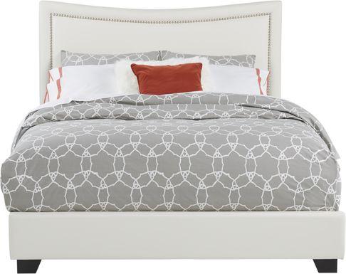 Genoa Ivory 3 Pc Queen Bed
