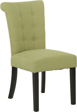 Georgiana Green Side Chair