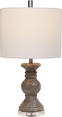 Germania Gray Lamp