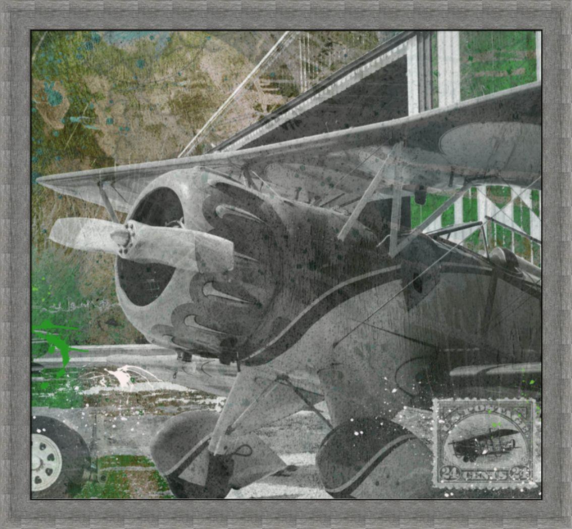 Gilwell I Green Artwork