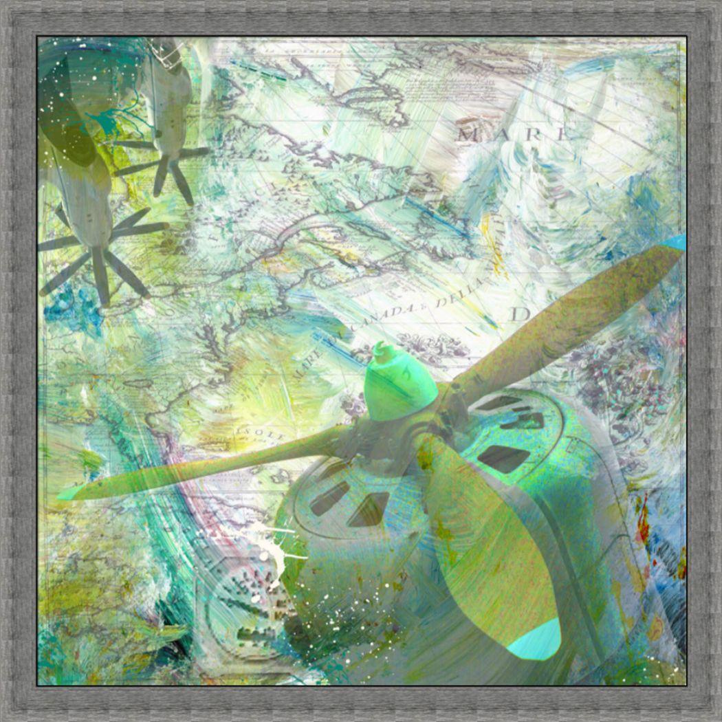 Gilwell II Green Artwork