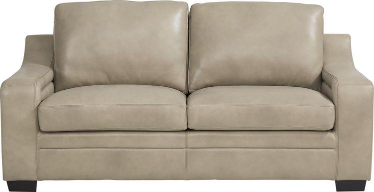 Gisella Taupe Gel Foam Apartment Sofa Sleeper
