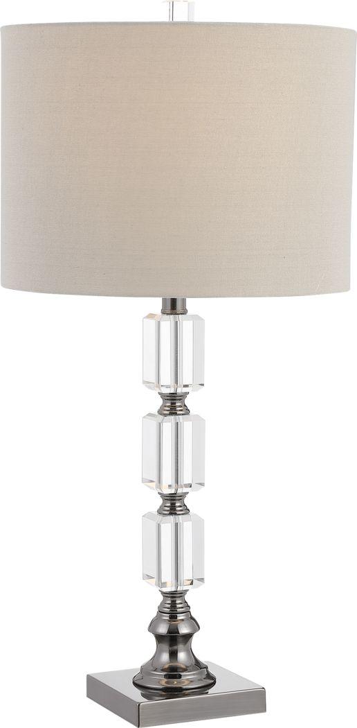 Glendon Way Clear Lamp