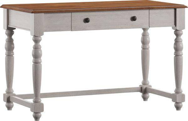 Glennon Oak Desk
