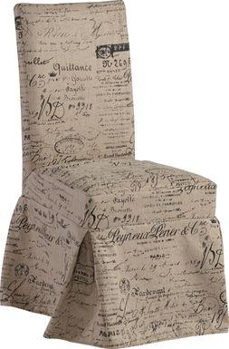 Glinhurst Black Dining Chair