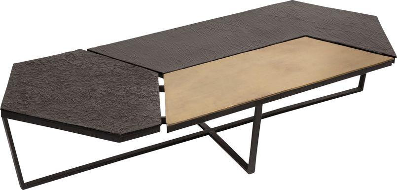 Gormel Gray Cocktail Table