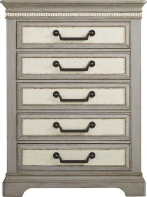 Granbury Gray Chest