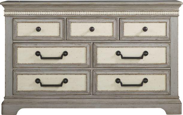 Granbury Gray Dresser