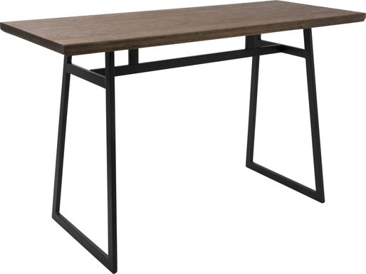 Grannis Brown Counter Height Table