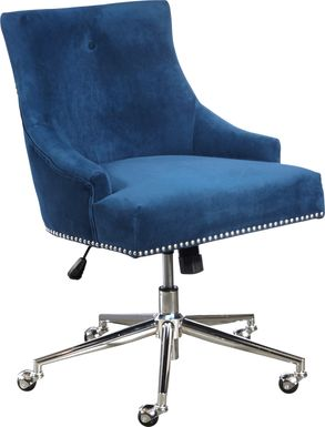 Greenfern Blue Office Chair