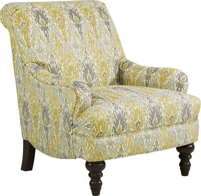 Greenwich Pointe Maize Accent Chair