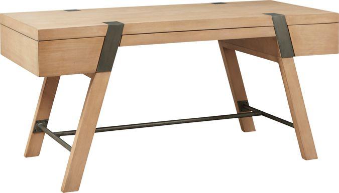 Greymere Brown Desk