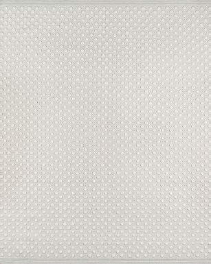 Gulfport Nights Gray 5' x 8' Rug