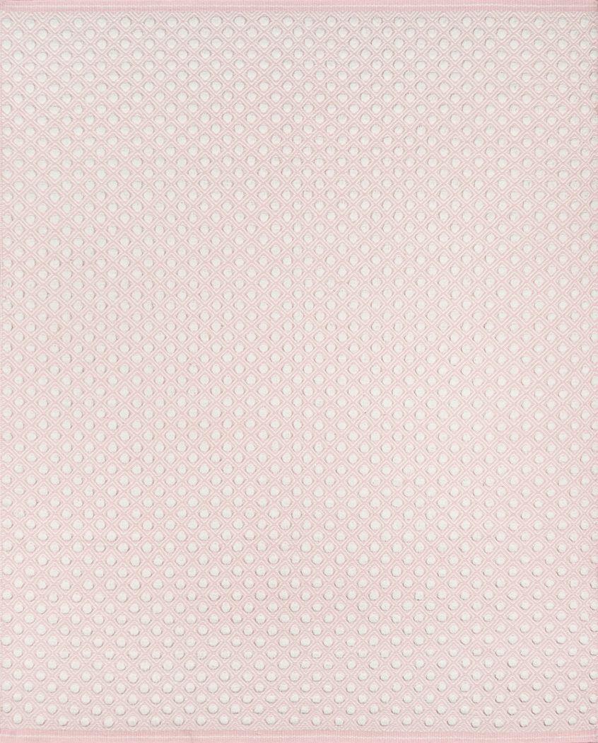 Gulfport Nights Pink 7'6 x 9'6 Rug