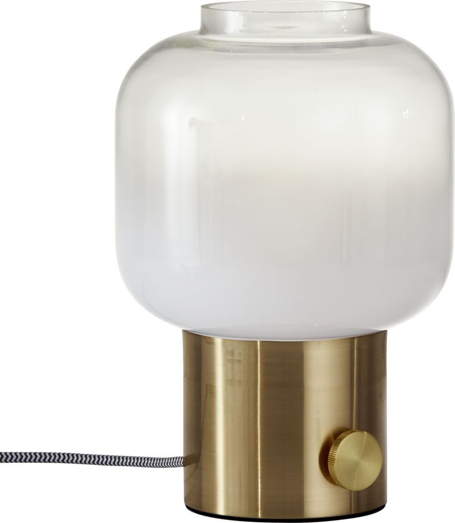 Hadan Brass Table Lamp