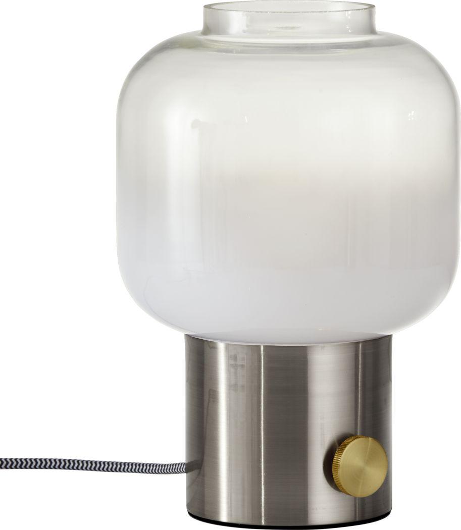 Hadan Gray Table Lamp
