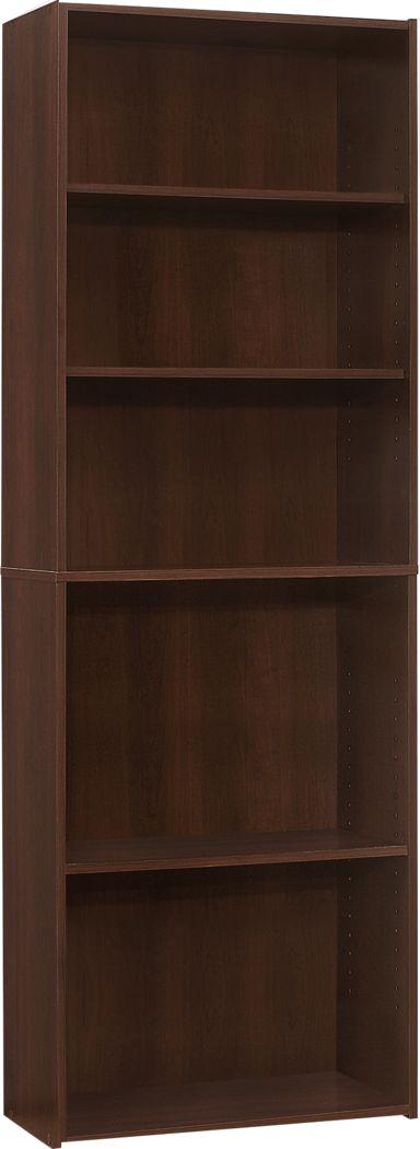 Hallbrook Cherry Bookcase