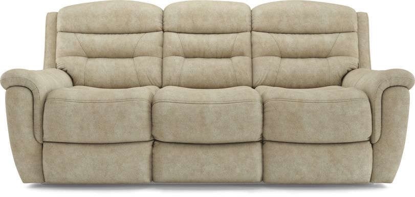Halton Hills Sand Power Reclining Sofa