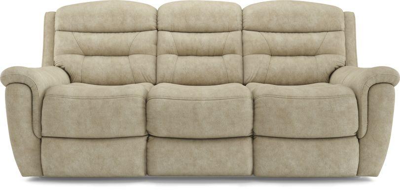 Halton Hills Sand Reclining Sofa