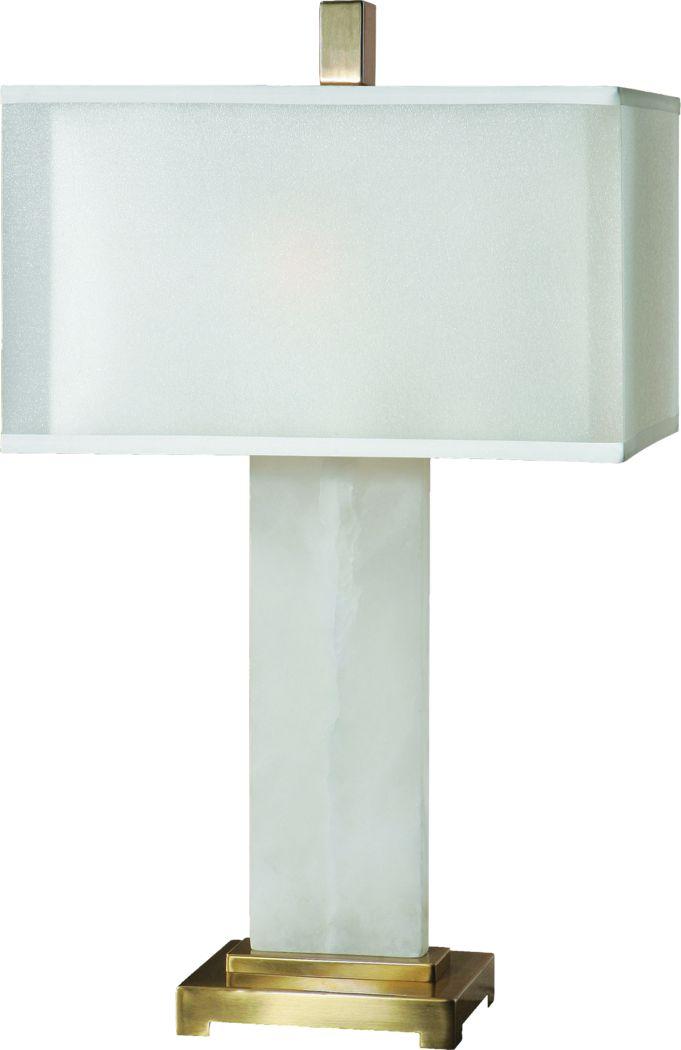 Hamilton Hills Bronze Lamp