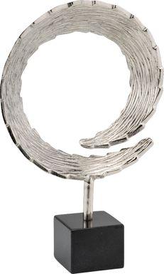 Hanady Silver Small Sculpture