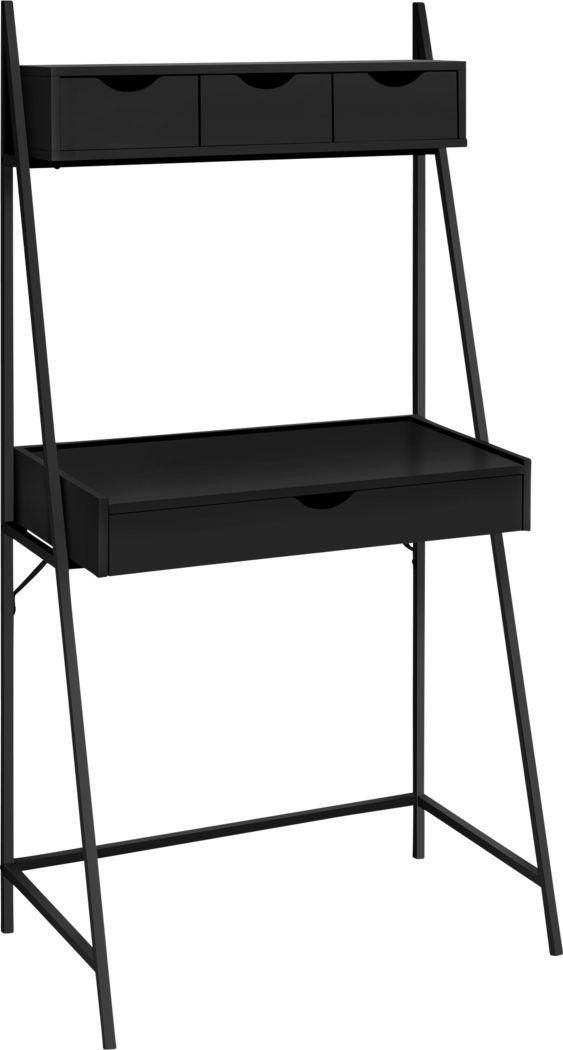 Hanoverway Black Desk