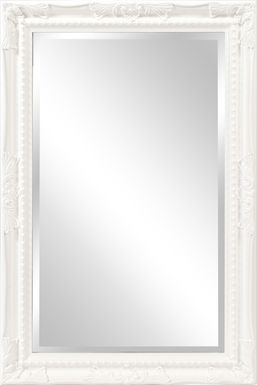 Hanut White Mirror