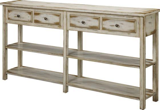Harrowgrove Ivory Sofa Table