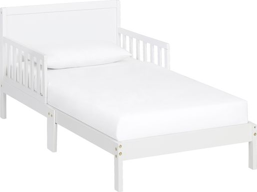 Hartwell Cove White Toddler Bed