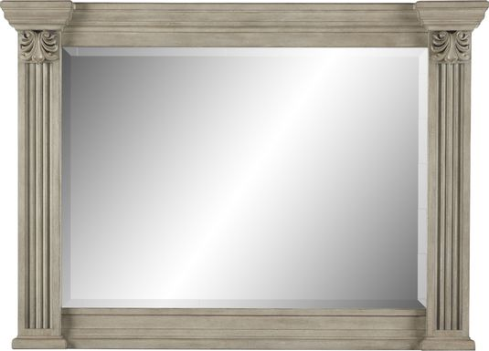Havencrest Gray Mirror