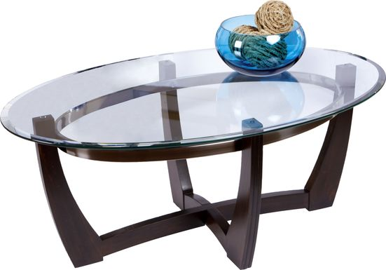 Haverhill Walnut Cocktail Table