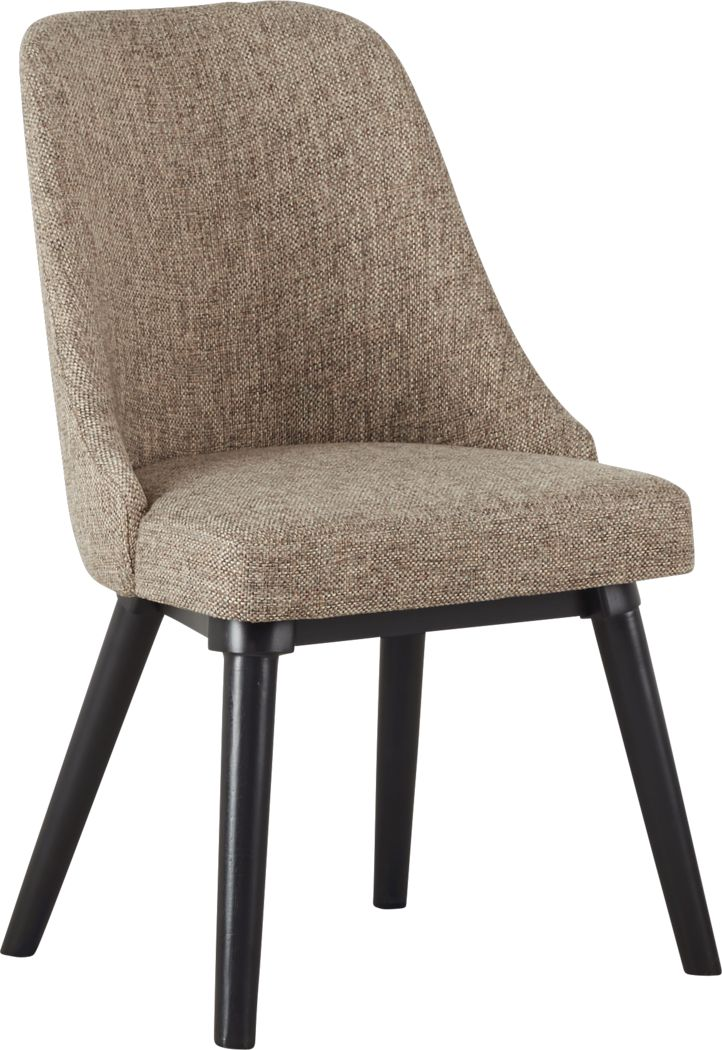 Hazelnut Lodge Wheat Side Chair