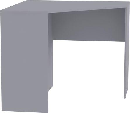 Hebard Gray Desk